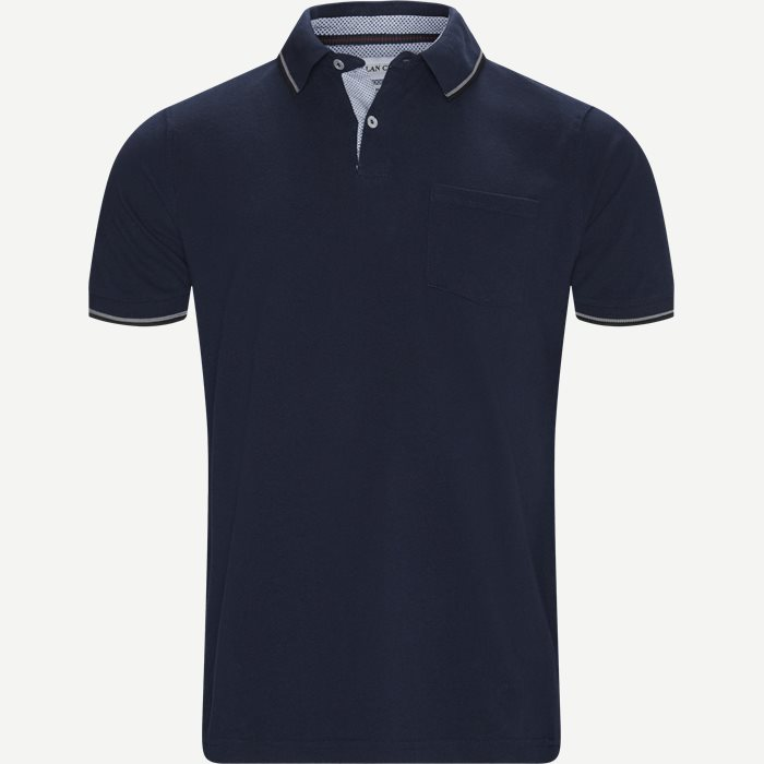 Bahamas Polo T-shirt - T-shirts - Regular - Blå